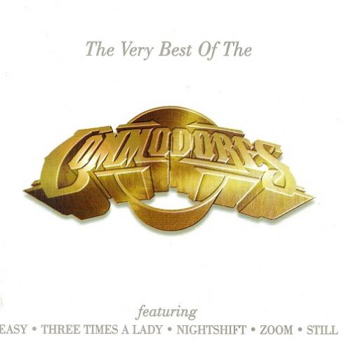 COMMODORES The Very Best Of The Commodores CD Album Motown 1995